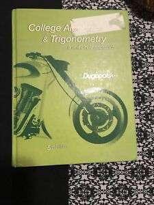 College algebra and trigonometry 5th ed.