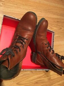 Brand new genuine leather winter boots size 11 Aldo