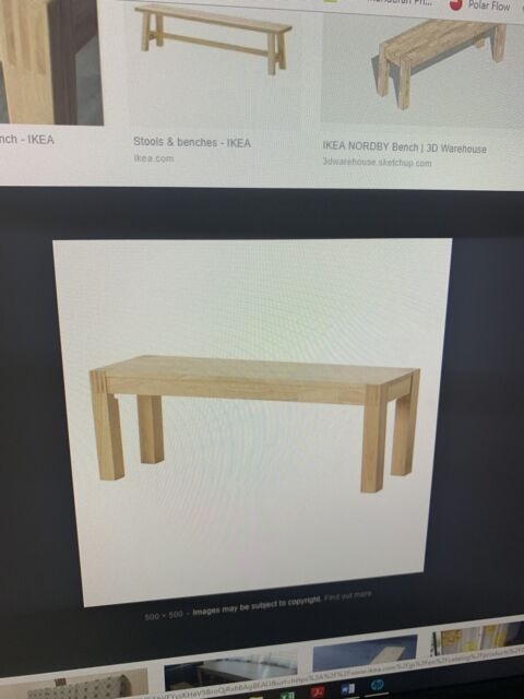 IKEA Nordby Bench | Other Furniture | Gumtree Australia Rockingham