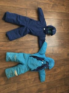 MEC toaster snow suits.