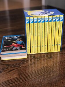 Nancy Drew 1-10 Mystery Collection +3 Books