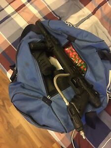 Paintball Gear, Trade for something with a Motor