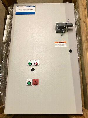 Xylem Centripro Aquastart Ast20750 70 Hp 200 Amps With Weg Ssw07 Soft Starter
