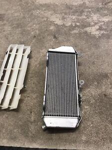 Kx 450f Radiator