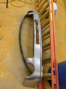 07-13 GMC Sierra 1500 chrome bumper bar