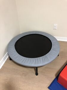 Mini indoor trampoline