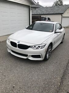 2014 BMW 435 xdrive with M-performance package