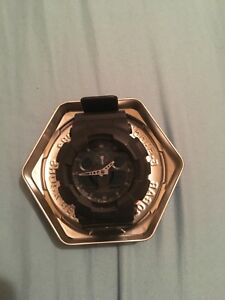Casio G shock watch black