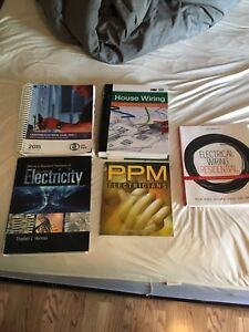 Electrical technics text books