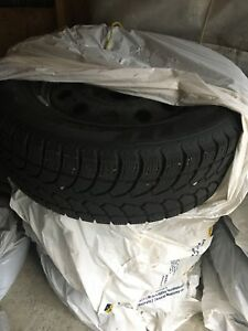 265/60/18 winter tires like new!