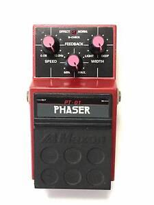 Maxon PT-01, Phaser, Made In Japan, 1980's -- FREE POST -- Brisbane City Brisbane North West Preview