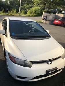 2007 Honda Civic coupe LX