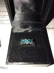 White Gold Diamond Ring Kewarra Beach Cairns City Preview