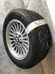 225/55/16 Two All-season Michelin Tires and BMW Wheels