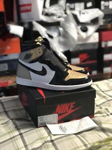 Air Jordan Gold Toe 1 - Size 12