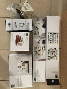 New frames & items