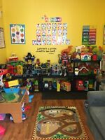 Childcare Available - West