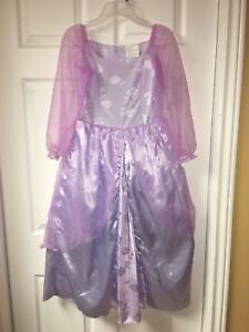 Princess Halloween Costume Size 4-6x