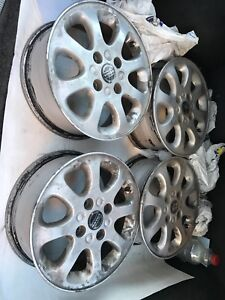 2001 Volvo S40 wheels