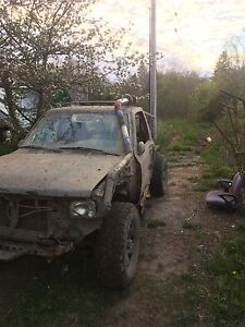 1989 Toyota pickup woods truck or parts.