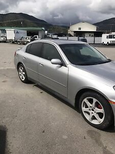 2003 infinity g35 automatic
