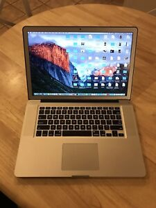 15 inch Mac Book Pro-Excellent Condition