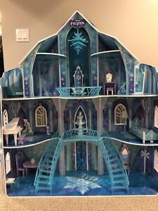 Kidkraft Disney Frozen Mansion