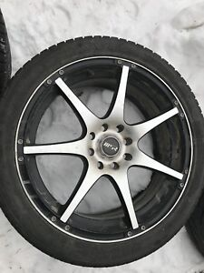 Msr rims and tires