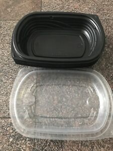 Contenants et Couvercles  / Containers and Lid