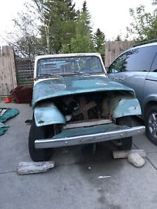 1968 Jeep jeepster convertible rare!