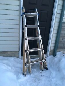 26 ft ladder
