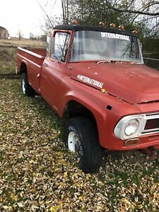 1969 international pick up deluxe