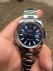 41mm Rolex Datejust II - 116300 - Like New