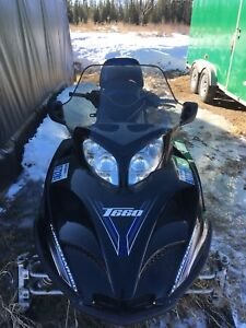 2007 arctic cat turbo touring (1800$) needs engine work
