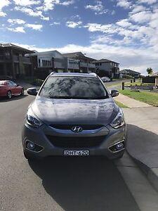 2014 Hyundai IX35 Wagon Kanahooka Wollongong Area Preview