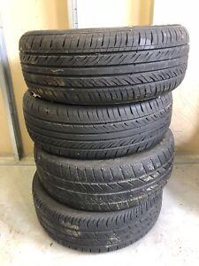 4 Summer Tires