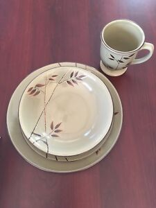 4 place setting - 16 pieces total