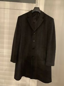 Men's Trench Coat ($100)
