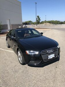 2013 Audi A4 - warranty included.