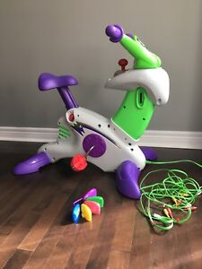 Fisher-Price Smart Cycle [Old Version] Physical Learning Arcade