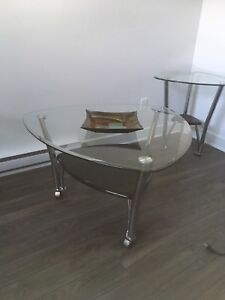 3 piece coffee table set - New - ONLY 160$