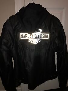 Women's 3-in-1 Harley-Davidson leather jacket