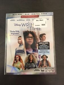 A Wrinkle in Time BluRay/DVD/Digital