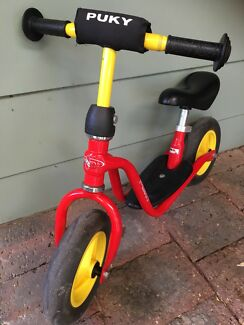 Skuut Wooden Balance Bike Toys Outdoor Gumtree Australia