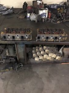 Cat 320cl cylinder heads