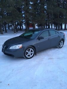 Pontiac G6 2008 4 Door Command Start