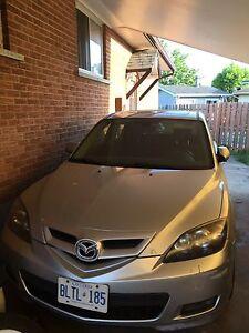 Mazda 3 2.3L 2007