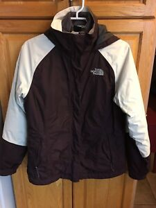 North Face woman's winter jacket