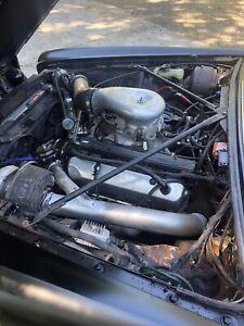 Holden v8 turbo