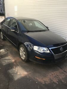 Volkswagen Passat 2.0T 6 Speed